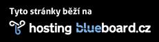 Hosting Blueboard.cz